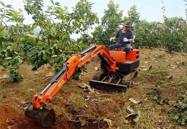 挖掘机客户案例